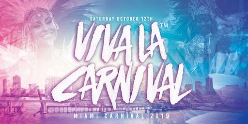 Miami Carnival 2019 | Viva La Carnival