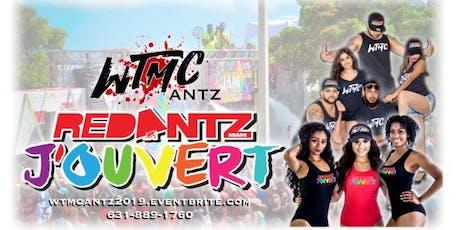 WTMC x Red Antz Miami Jouvert 2019 (WTMCantz) - Miami Carnival  tickets