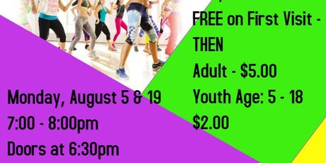 August - Pflugerville Pfriends and Pfamily Fun Workout tickets
