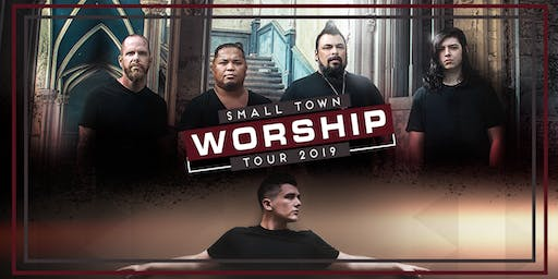 Seventh Day Slumber and Nathan Sheridan - Small Town Worship Tour