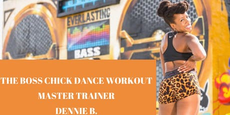 Boss Chick Dance Workout: London Instructor Certification tickets