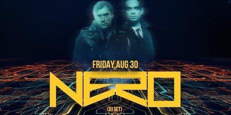 Nero at TIME Nightclub Guestlist tickets