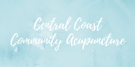 Central Coast Community Acupuncture tickets