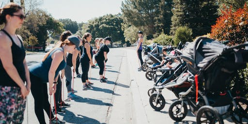 10 Year Anniversary Celebration of Fit4Mom Thousand Oaks- Stroller Strides Class