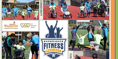 Experience Fitness Project tickets