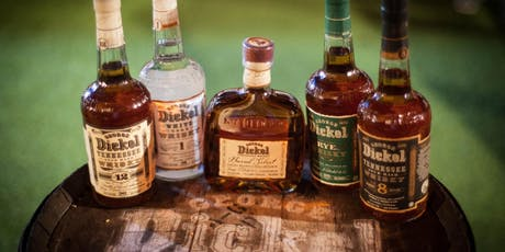 George Dickel Whisky Tasting with special guest Forrest Hoffar tickets