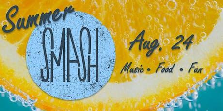 Summer SMASH tickets