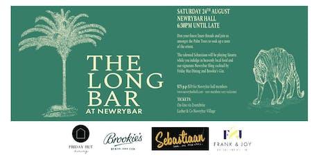 The Long Bar at Newrybar tickets