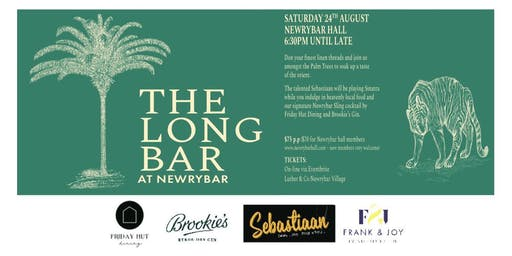 The Long Bar at Newrybar