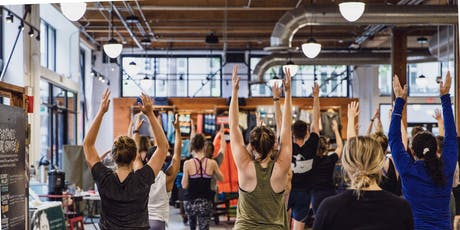 Power Vinyasa Flow - Free Community Yoga tickets