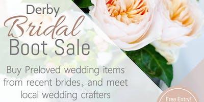 Derby Bridal Boot Sale