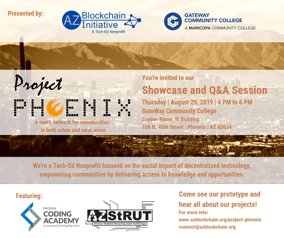 Project Phoenix  |  Showcase and Q&A Session
