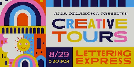 Creative Tours: Lettering Express