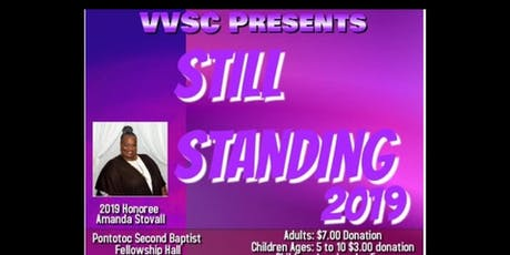 2nd Annual Still Standing Conference tickets