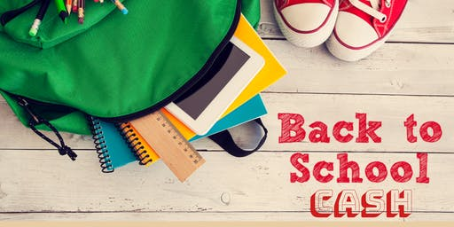 Back To School Cash with Surge 365!