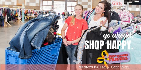 FREE TICKET! HUGE Children's Consigment Sale!! - JBF Medford Fall 2019 tickets