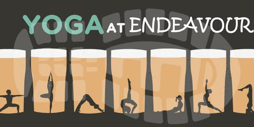 Bend & Brew - Yoga and Beer