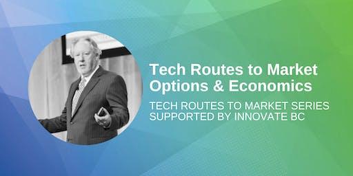 Tech Routes to Market Options & Economics