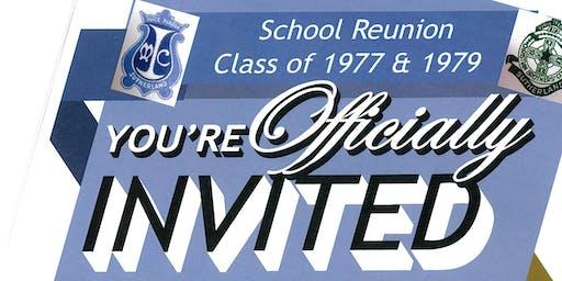 MIC/St Pat's School Reunion
