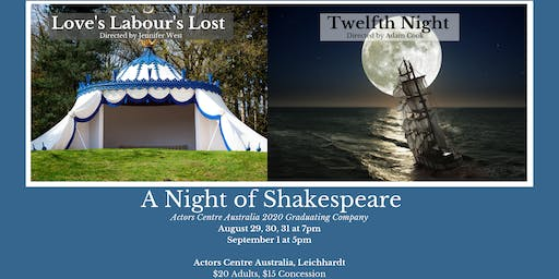 A Night of Shakespeare