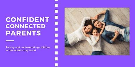 Confident Connected Parents tickets