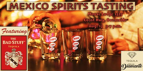 Mexico Spirits Tasting Event tickets