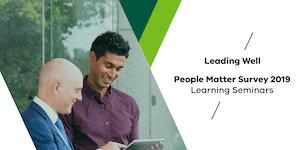 Learning seminar: engaging staff in organisation...