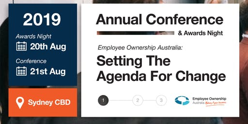 Employee Ownership Australia Conference 2019