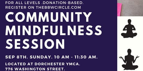 Community Mindfulness Session tickets