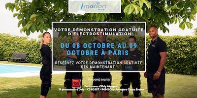 [PARIS] Démo GRATUITE d'électrostimulation par i-motion - Octobre 2019