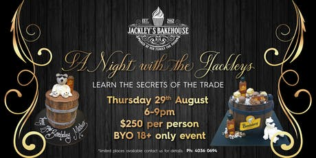 A Night with the Jackleys tickets