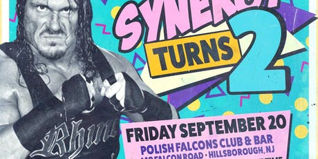 Synergy 90s Birthday Party starring RHYNO tickets