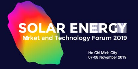 Solar Energy Market and Technology Vietnam 2019 tickets