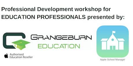 Colac: Grangeburn Education & Apple Tech Workshop - September 2019 tickets
