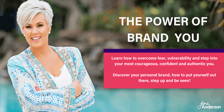 The Power of Brand You Retreat - Gold Coast October 2019 tickets