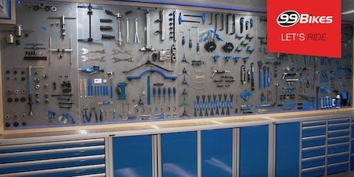 Maintenance Class - Maribyrnong, Melbourne