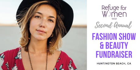 Second Annual Fashion Show & Beauty Fundraiser tickets