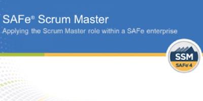 SAFe® Scrum Master 2 Days Training in Brussels