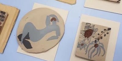 Coloured Clay Workshop with Lydia Hardwick