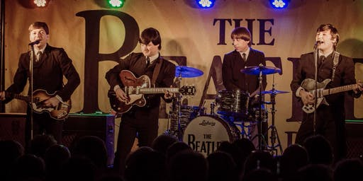 The Beatles Revival in Heiloo (Noord-Holland) 14-02-2020