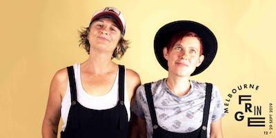 Tuck Shop Ladies – All rhyme, no reason