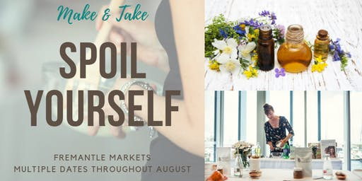 Spoil Yourself - Create & Make Workshop