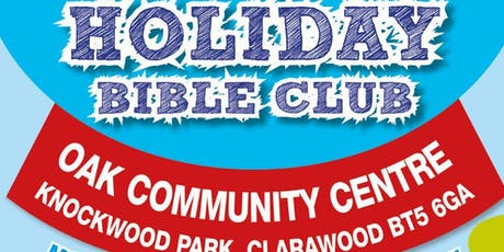 Holiday Bible Club tickets