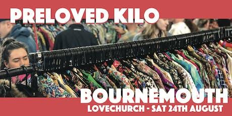 Bournemouth Preloved Vintage Kilo tickets
