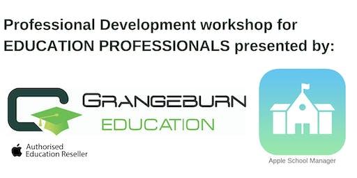 Warrnambool: Grangeburn Education & Apple Tech Workshop - September 2019