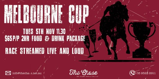 Melbourne Cup @ The Chase 2019