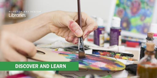 Creative Expression - North Lakes Library