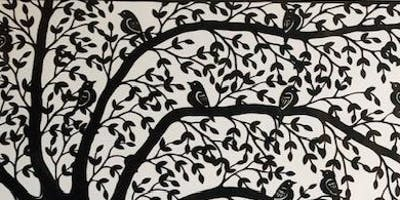 Papercutting with Clare Lindley