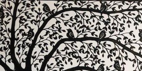 Papercutting with Clare Lindley tickets