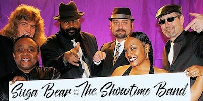THE SOCIAL PRESENTS: Suga Bear and The Showtime Band